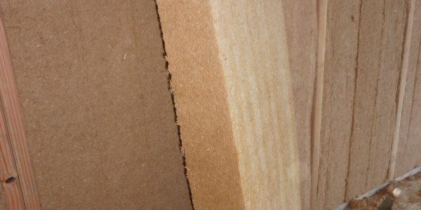 Panneaux laine de bois